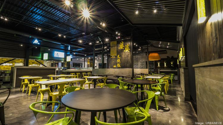 First Look At Food Terminal The New Concept From Sweet Hut Owners