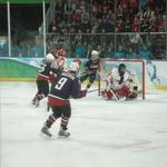 Sports: Hockey dispute ices exhibition game