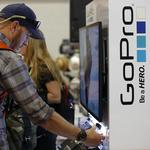 GoPro shares jump on upbeat outlook, layoff of 270