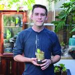 Entrepreneur: Michael Lanier'<strong>s</strong> plants are growing downtown Phoenix