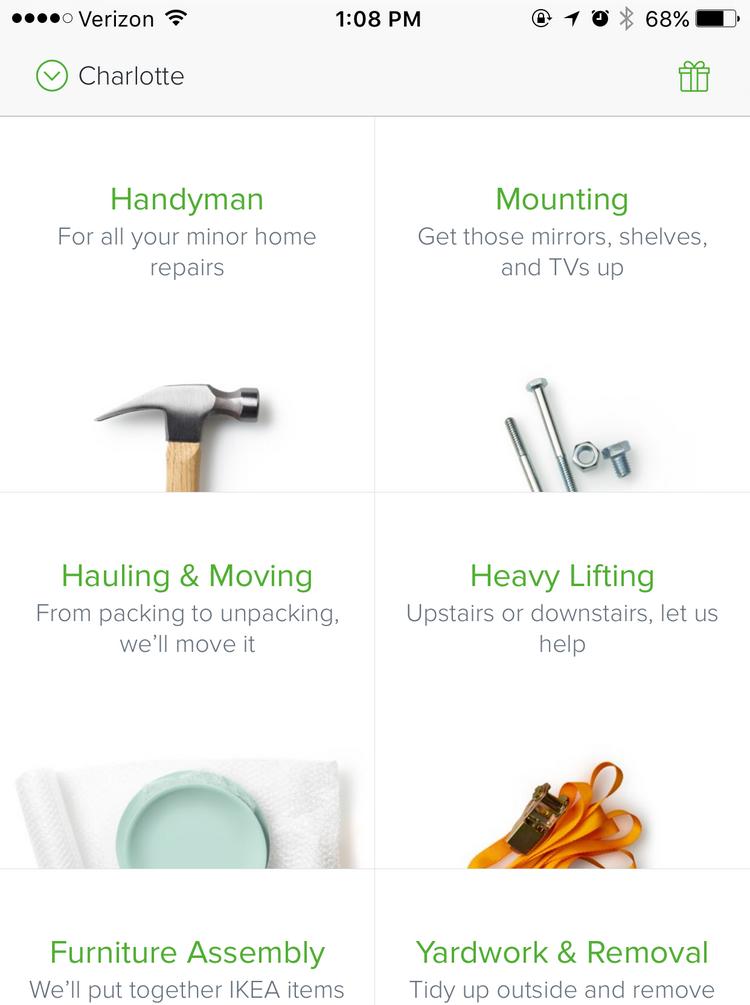 Charlotte's newest on-demand service, TaskRabbit, wants to