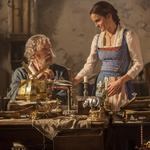 <strong>Despite</strong> naysayers, 'Beauty and the Beast' set for $180M weekend