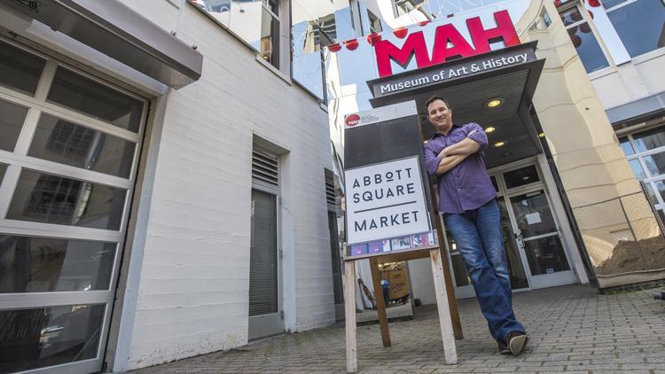 San pedro square market owner john mcenery ignored for Abbott california cuisine