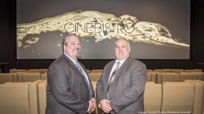 CinéBistro debuts at CityPlace Doral (Video)