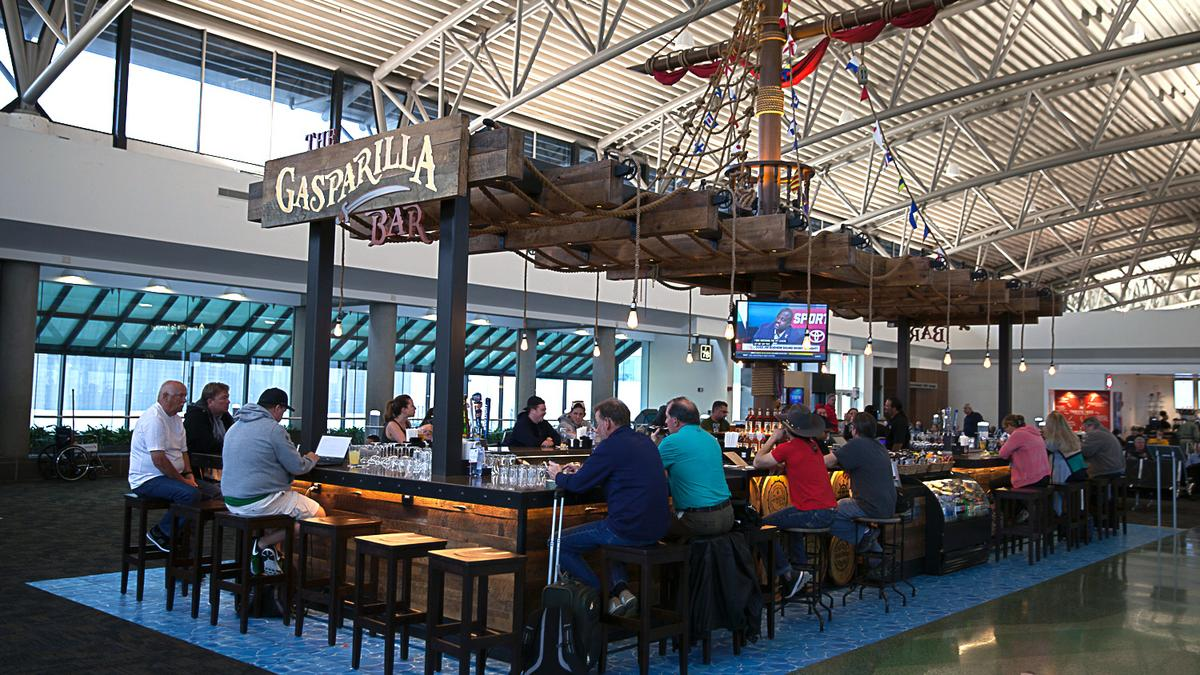 See New Concessions Open In Airside F At Tampa