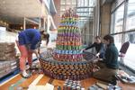 Check out the 2013 entries in Canstruction: SLIDESHOW