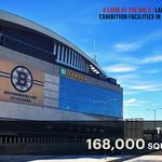 The top 5 largest meeting and exhibition facilities in Massachusetts