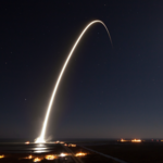 SpaceX rocket launches EchoStar satellite into orbit