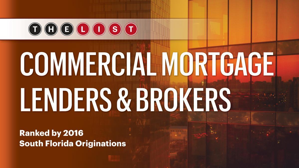 Top Mortgage Brokers 2017