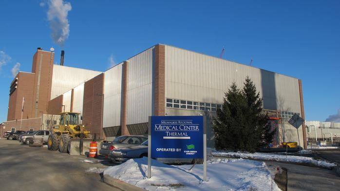 Medical Center's power plant project totals $226 million