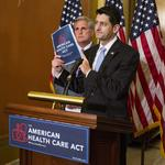 Healthcare: <strong>Ryan</strong> says reform is not dead yet