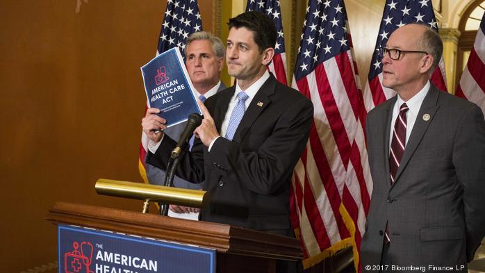 Healthcare: Ryan says reform is not dead yet