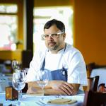 Personal Chef: Three questions for Seviche's <strong>Anthony</strong> Lamas
