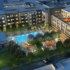Wave of new housing hits Menlo Park near Facebook