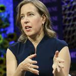 YouTube CEO Wojcicki: How Silicon Valley can finally shatter the glass ceiling