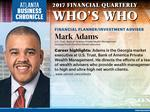 Financial Quarterly Who's Who: Area's top 100 leaders in finance in 2017 (SLIDESHOW)