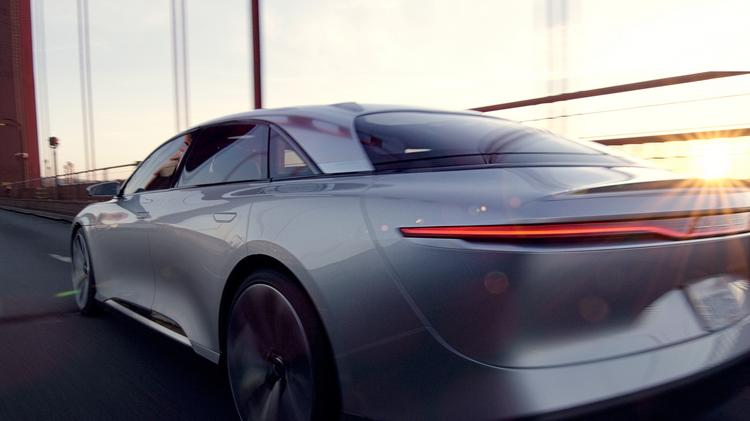 Lucid Motors Has Said It Than 300 Employees Mostly Based At Its Headquarters In
