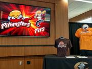 The Charlotte Knights will become the Charlotte Pitmasters for one game this summer as part of a promotional event July 15.