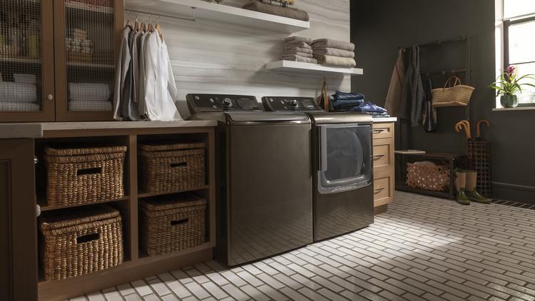 GE Appliances dryer works with Dash replenishment