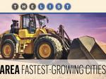 Top of the List: Fastest-Growing Area Cities