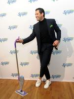 Dancing with Swiffer? P&G taps into trend by signing 'DWTS' bad boy