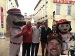Reds name Opening Day Parade grand marshal (Video)
