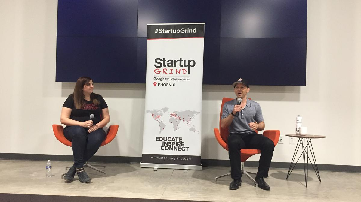 Galvanize CEO on why entrepreneurship isn't easy - Phoenix ...