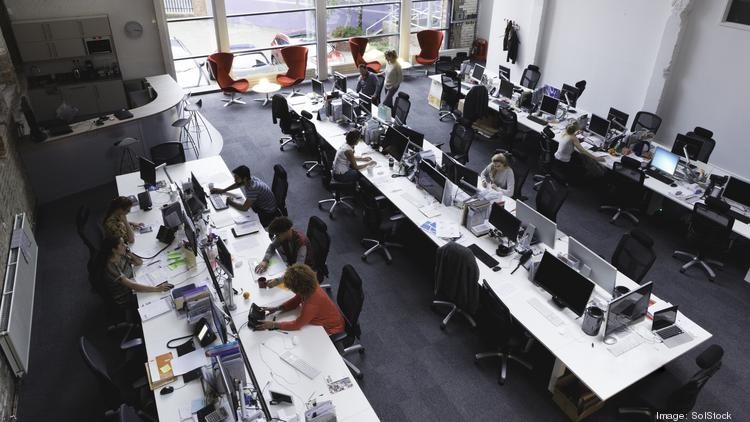 Companies reassess the need for office space in the wake of the impact of the spread of the coronavirus that has forced employees to work from home.