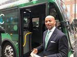 MARTA bus goes green for St. Paddy's
