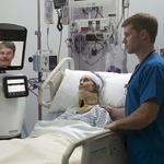 Check out Dignity Health's dozens of robot doctors roaming its hospitals