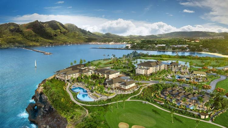 Former Kauai Lagoons project begins sales process - Pacific