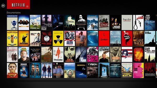 Netflix takes a look at news