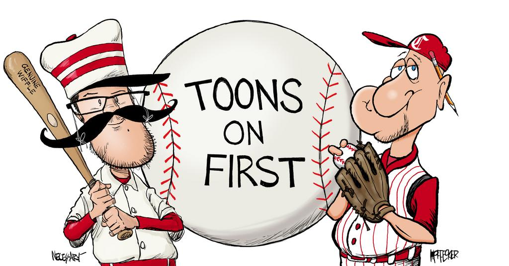 Toons on First