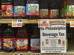 Unemployment, wage tax show soda tax-related layoff claims exaggerated