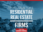 List Leaders: Discover Portland's 5 highest-volume residential real estate firms