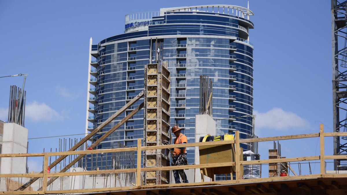 Downtown Orlando Projects Under Construction From South