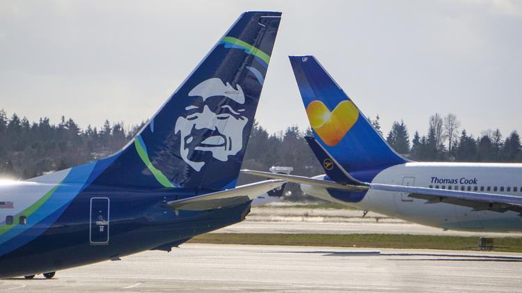 Alaska Partners With Condor Ahead Of Flights Between