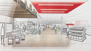 Target's new dual-concept stores could set it apart from Publix, Walmart, HomeGoods and Amazon