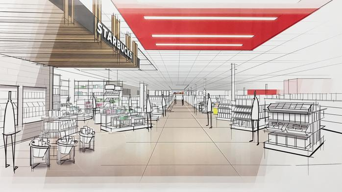How Target's new dual-concept stores may set it apart from Publix, Walmart, Amazon