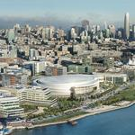 Biotech squeezed —again — as Uber grabs office space in Warriors project