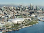 Biotech squeezed — again — as Uber grabs office space in Warriors project