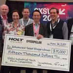 <strong>HOLT</strong> Ventures awards three companies in inaugural pitch competition