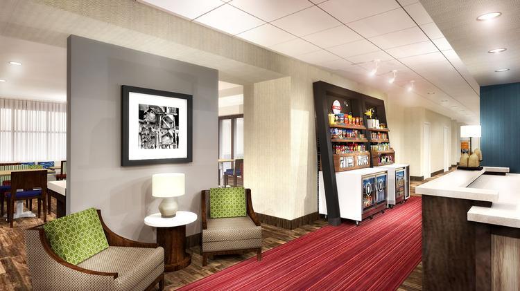 Hampton Inn Suites Miami Midtown Opens Creates 50 Jobs South