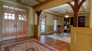 Exquisite Craftsman Style Home in Milton