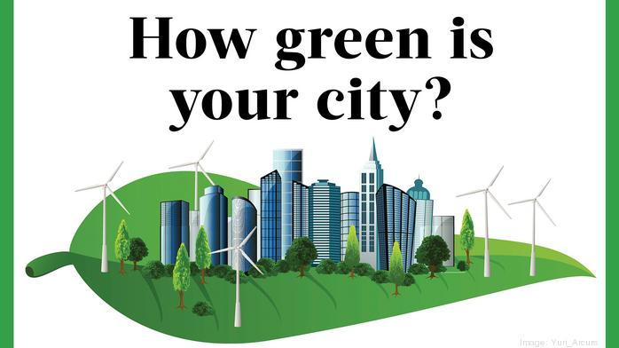 How green is Los Angeles? Here's how its building practices compare to other U.S. real estate hubs