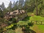 Home of the Day: Chalet-Like Home Tucked Away in a Verdant Corner of Santa Rosa