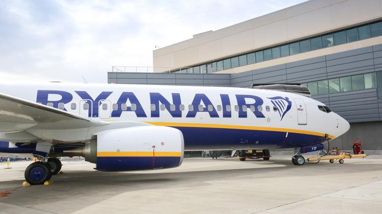 Boeing and Ireland's Ryanair finalize $3 billion order for