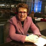 INTERVIEW: Why Billie Jean King is excited for the Philadelphia Freedoms & its fans