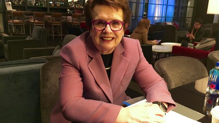 After selling her majority stake in World TeamTenis, but keeping a minority stake, Billie Jean King is 100 percent focused on her Philadelphia Freedoms this season.