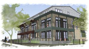 Townhome development ready to dig into King William demand